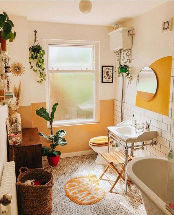 Yellow-bathroom-inspiration