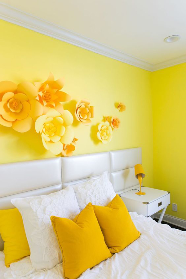 Yellow-theme-as-your-bedroom-decoration