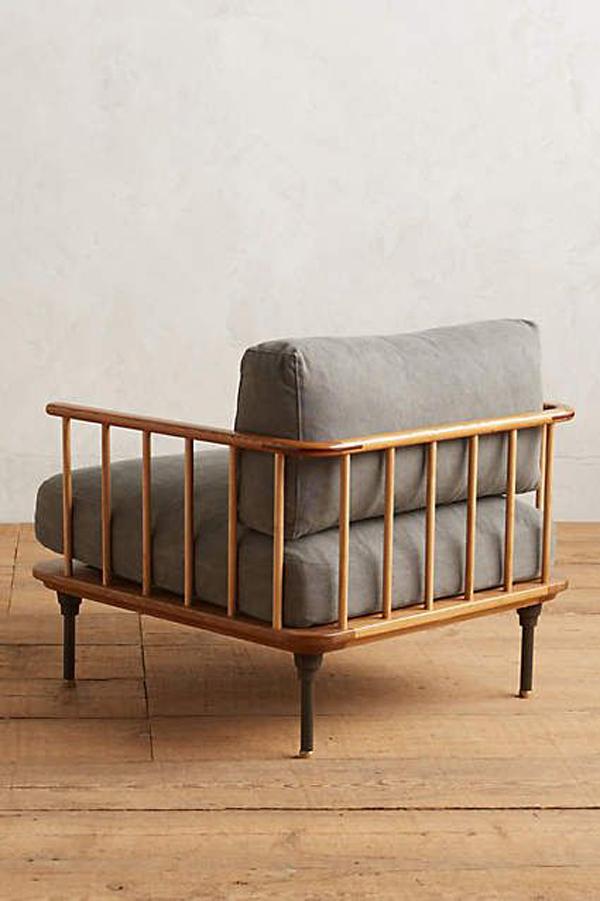 A-short-wooden-sofa