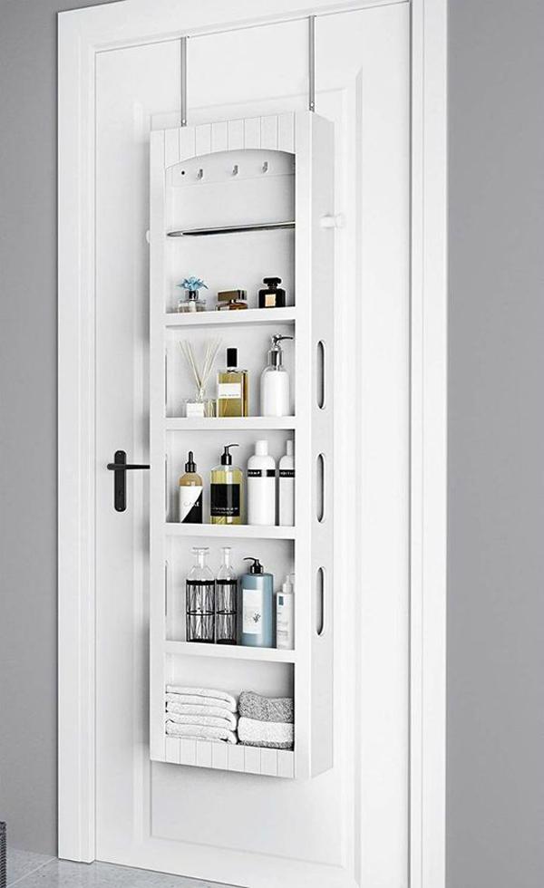 A-storage-behind-the-door