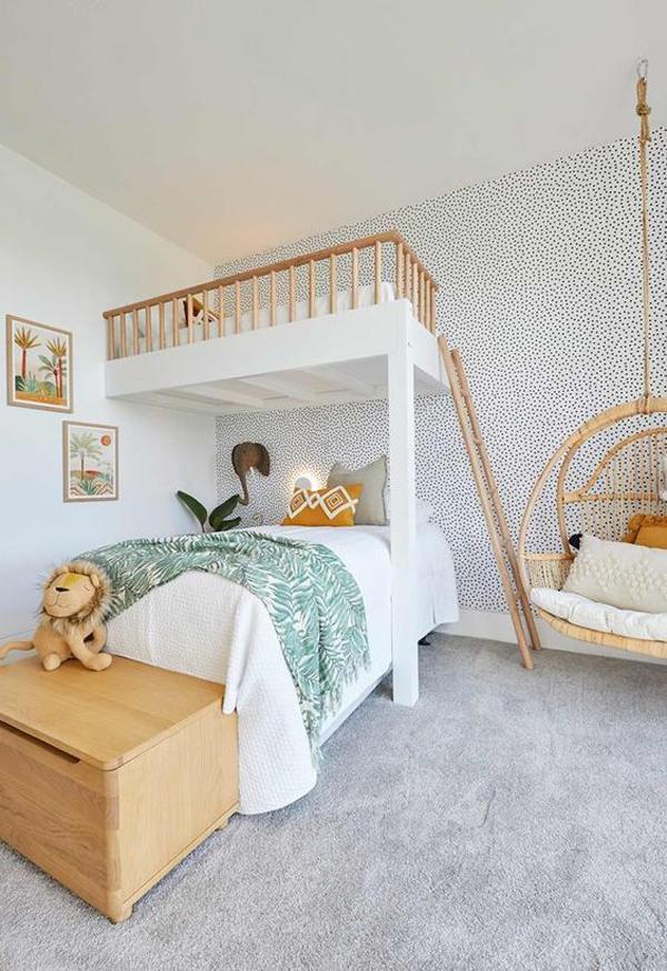 Bedroom-with-cradle