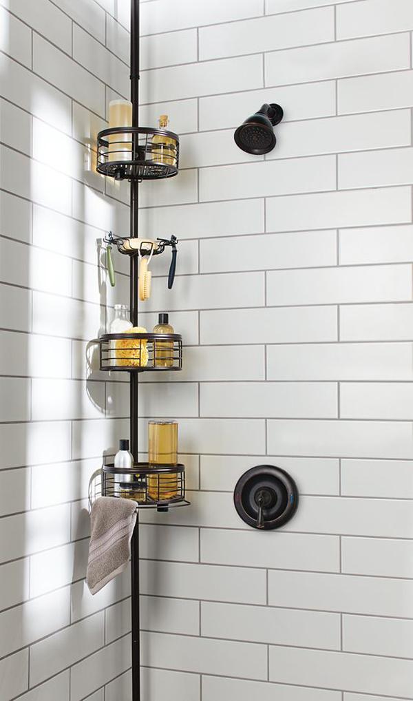 Corner-bathroom-storage