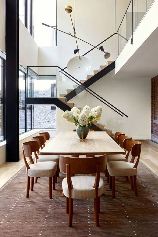 Curved-dining-chairs
