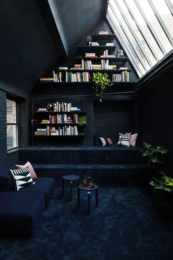 Dark-blue-interior-design