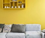 Light-yellow-color-for-wall