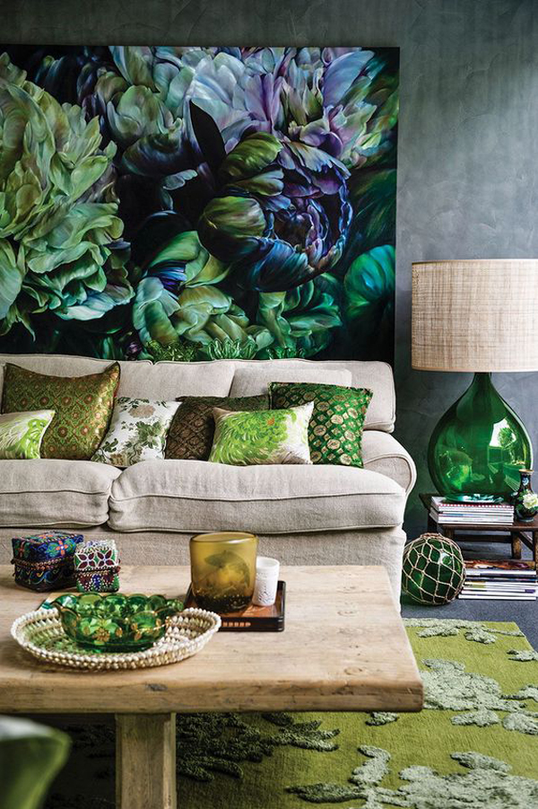 Living-room-decoration-with-jungle-theme