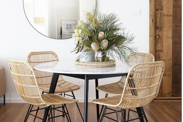 Round-dining-table-design