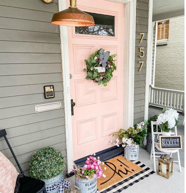 Front-door-decoration