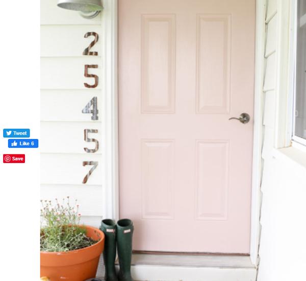 Large-pink-door-design