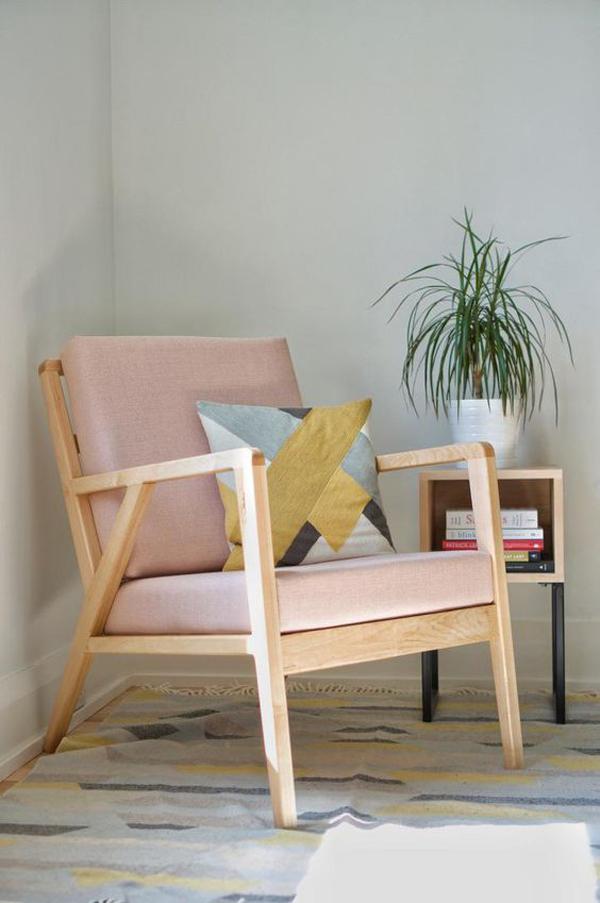 Simple-wooden-sofa-design