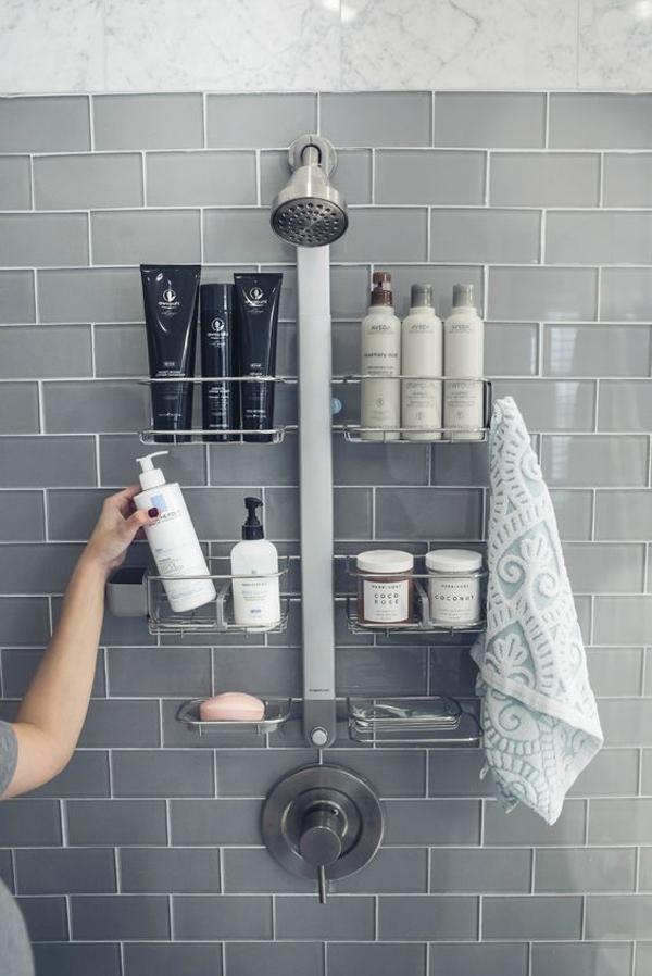Storage-shower-organization