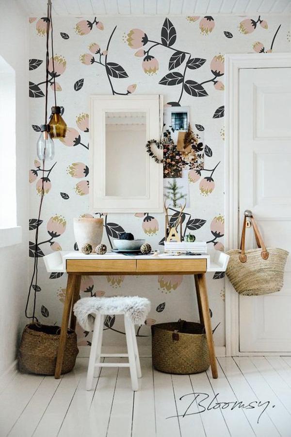Beautiful-vintage-flowers-wallpaper