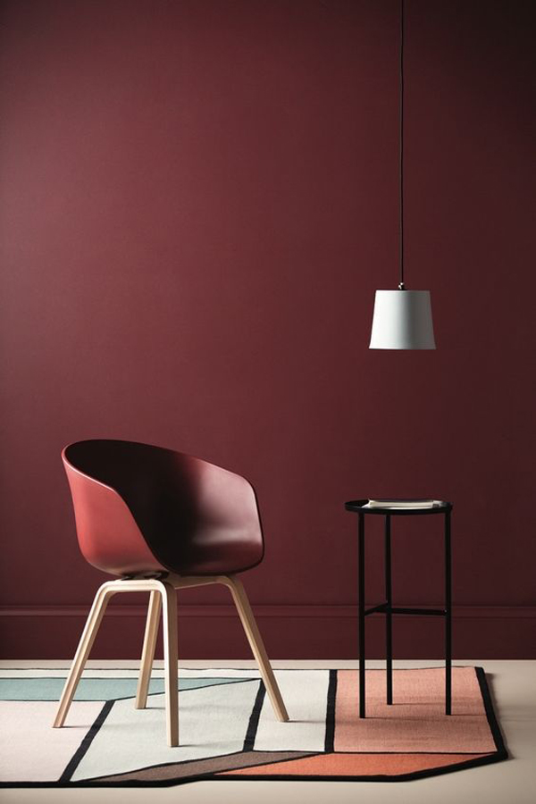 Color-trends-with-dark-red
