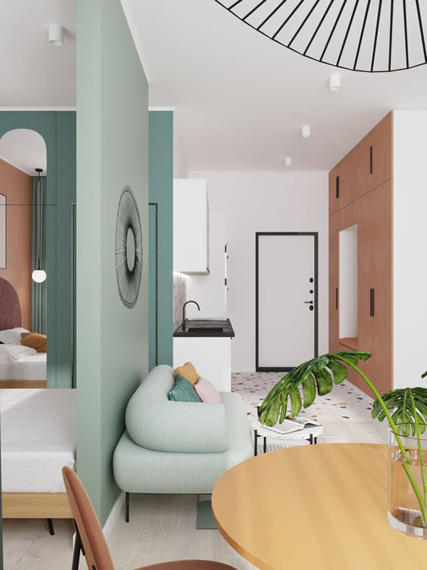 Colorful-house-trends