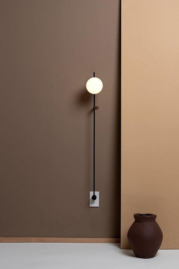 Dark-brown-color-for-bedroom
