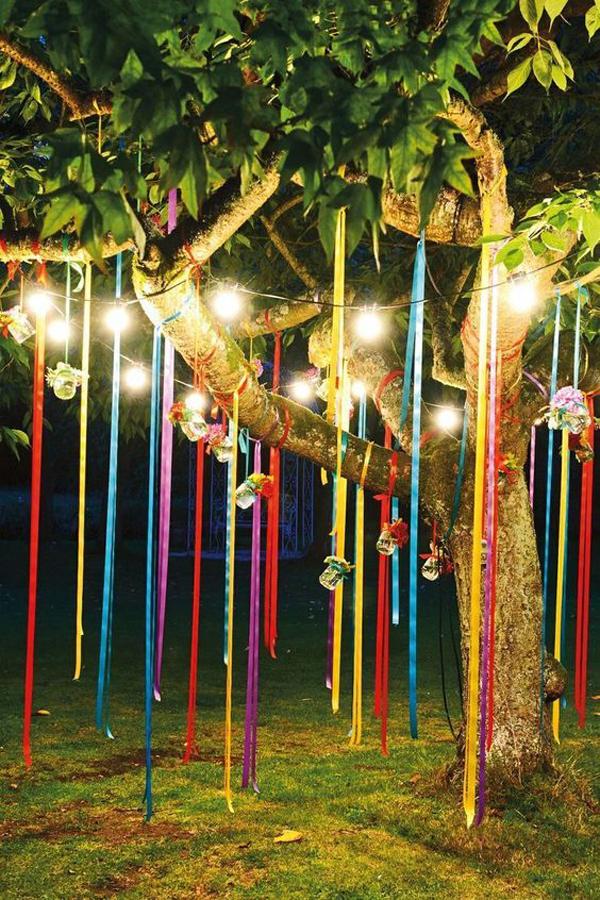 Garden-decor-for-birthday-party