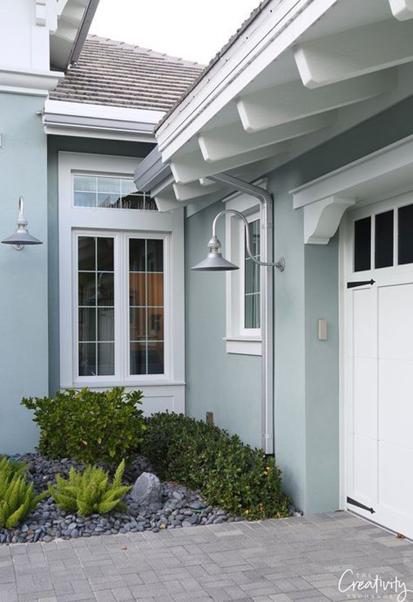 Grey-color-for-your-exterior-paint