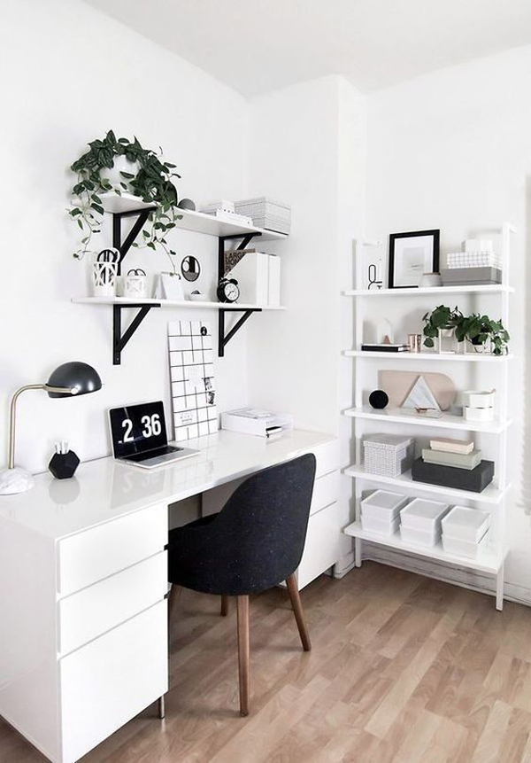 Office-desk-with-white-furniture