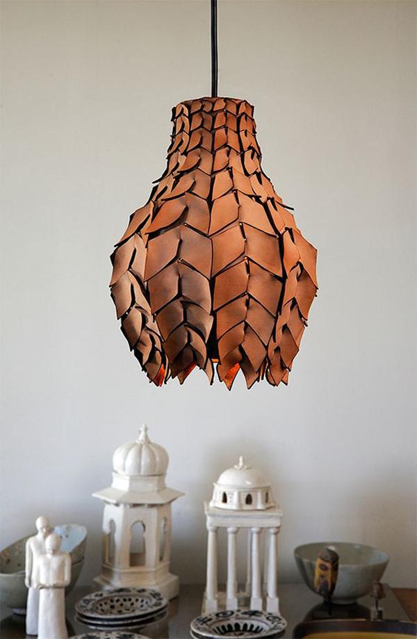 Pendant-light-woven
