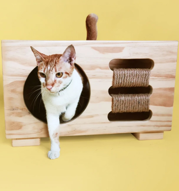 Wooden-furniture-for-cat