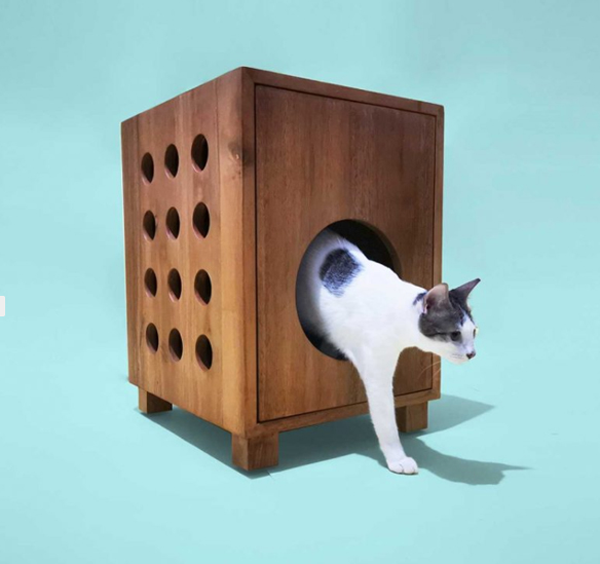 Furniture-for-cats-with-large-shapes