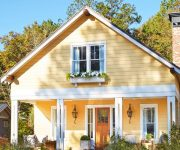 Yellow-house-paint-color