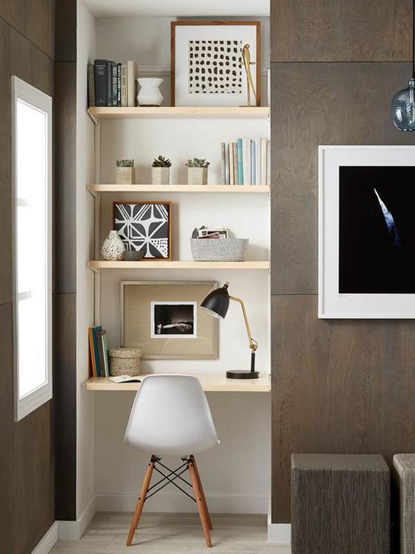 Comfortable-home-office-desk-beside-a-window