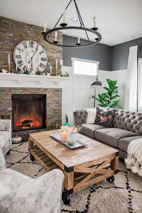 DIY-Rustic-Glam-living-room