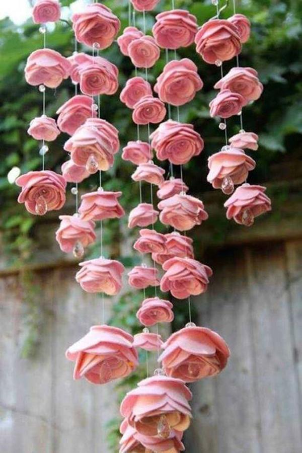 Hanging-wreath-pink