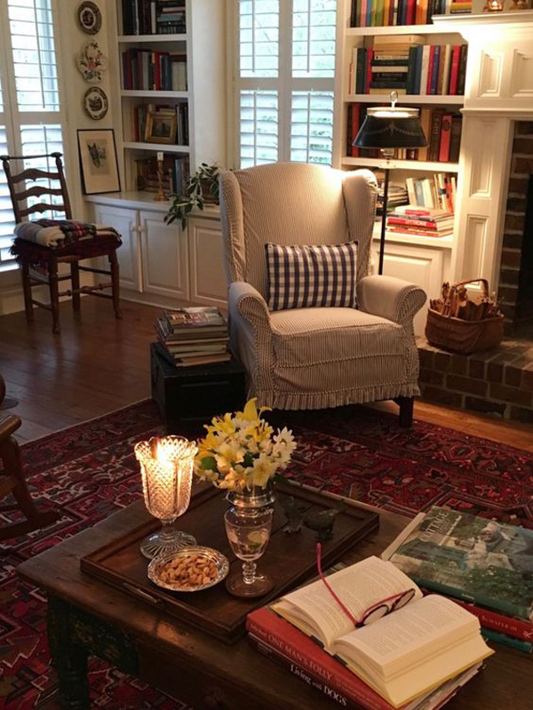 Old-living-room-style