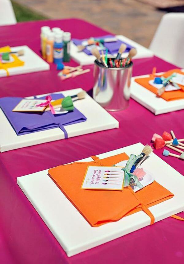Paint-party-ideas