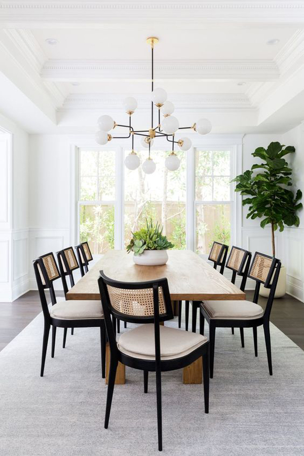 Perfect-dining-room-decoration