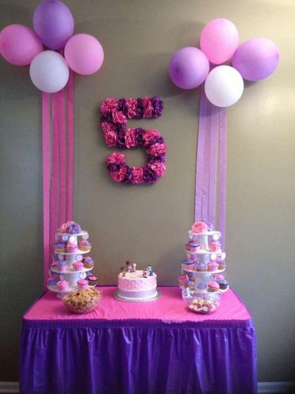 Purple-kids-birthday-decor