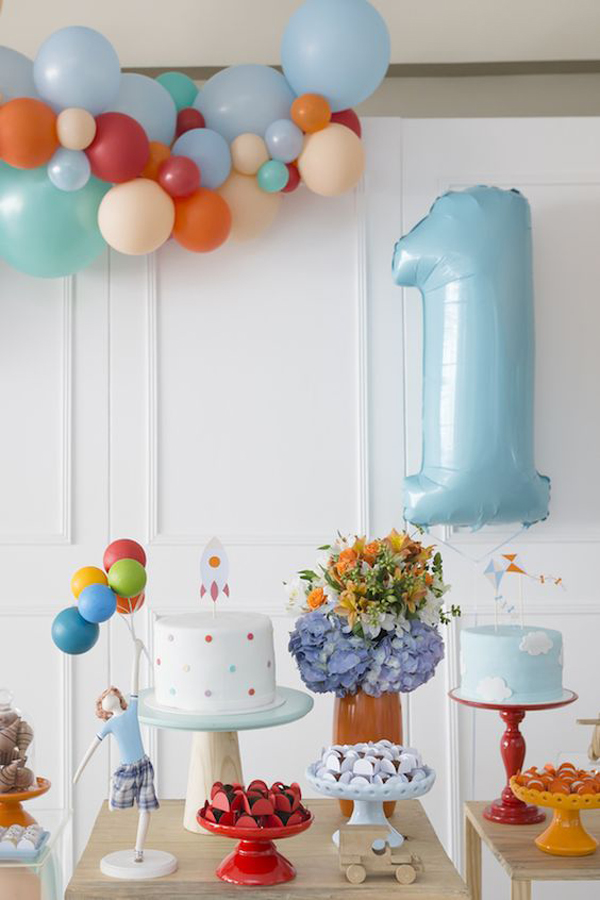 Simple-kids-party-decoration