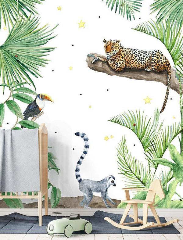 Adorable-mural-wallpaper