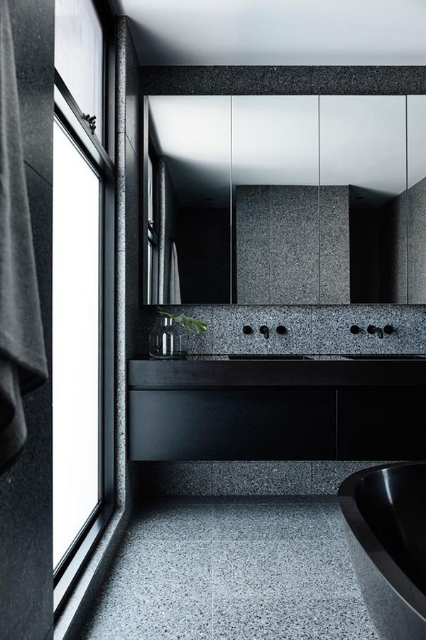 Black-color-for-strong-room-vibes