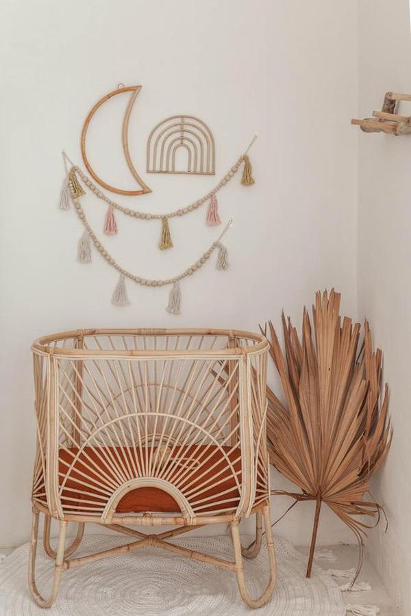 Bohemian-baby-crib-ideas