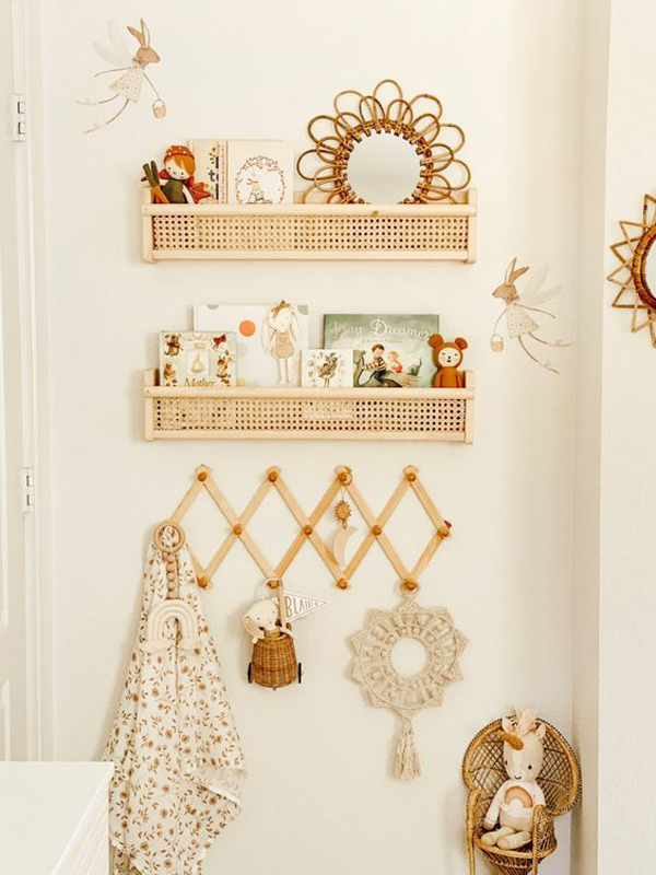 Bohemian-nursery-room-ideas