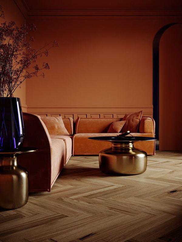 Brown-color-theme