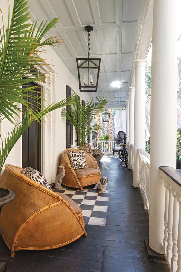 Charleston's-porch-interior-design
