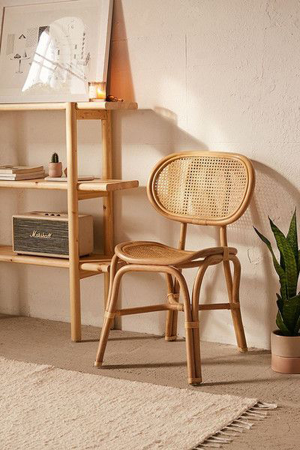 Comfortable-wicker-chair