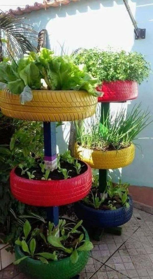 Creative-DIY-vertical-garden