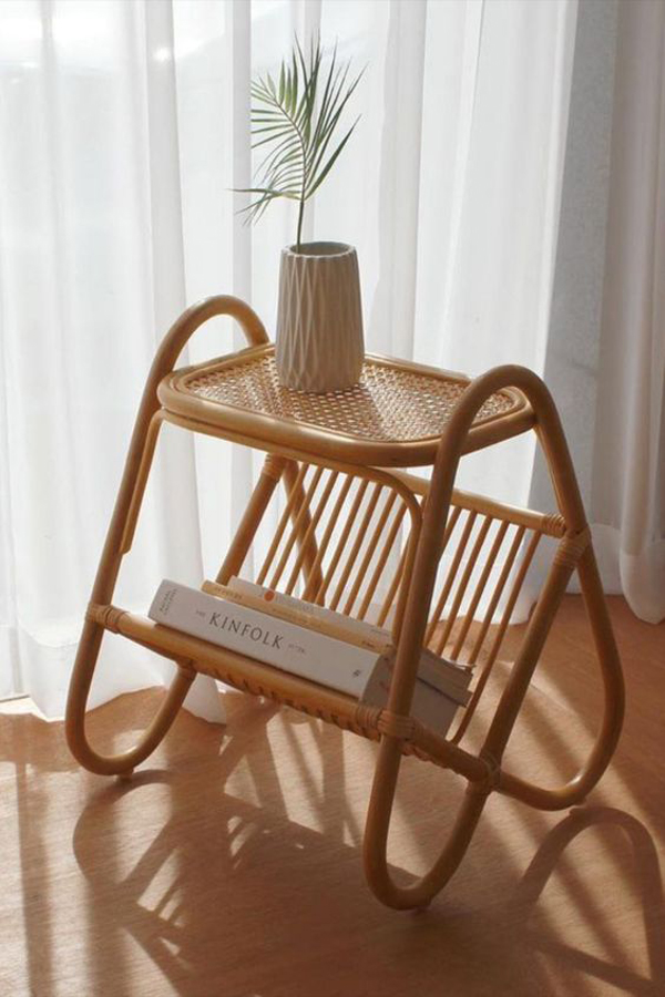 Living-room-rattan-accent-table