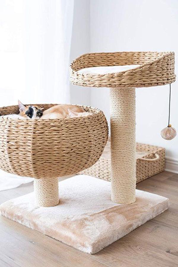Modern-cat-bed