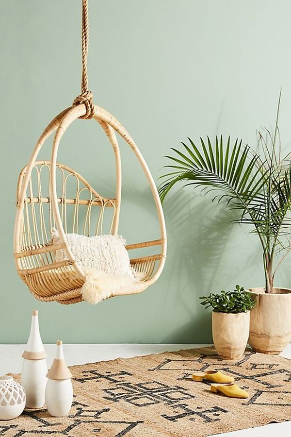 Rattan-hanging-chair-ideas