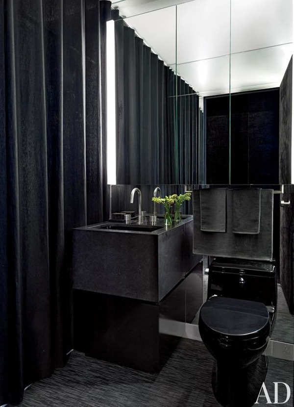 Small-black-bathroom-ideas