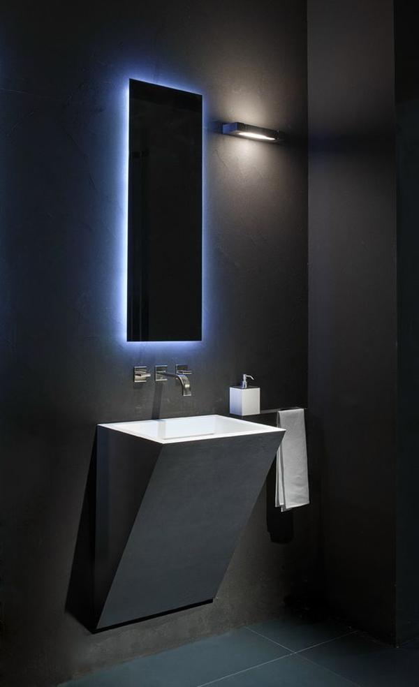 Total-black-room-design