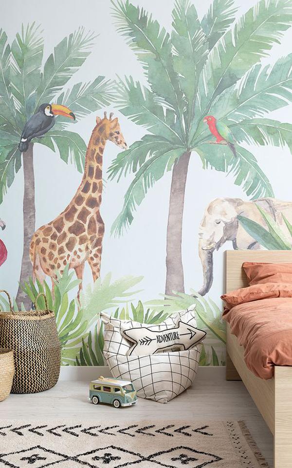 Wonderful-mural-wallpaper