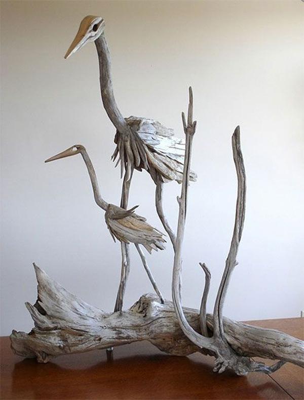 Driftwood-sculptures-ideas