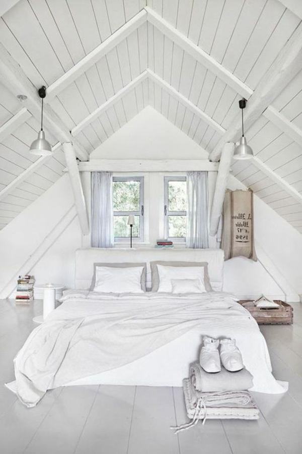 Luxurious-attic-master-bedroom-ideas